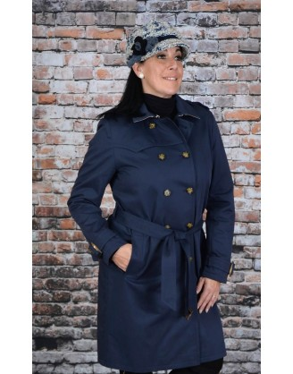 Trench marine de Trench&Coat